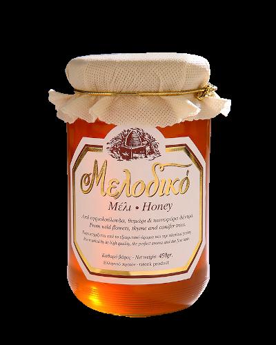 Mediterra-Honey